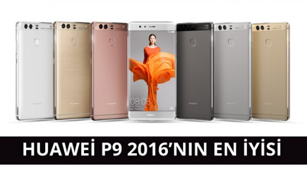 Huawei P9 2016'nın En İyisi