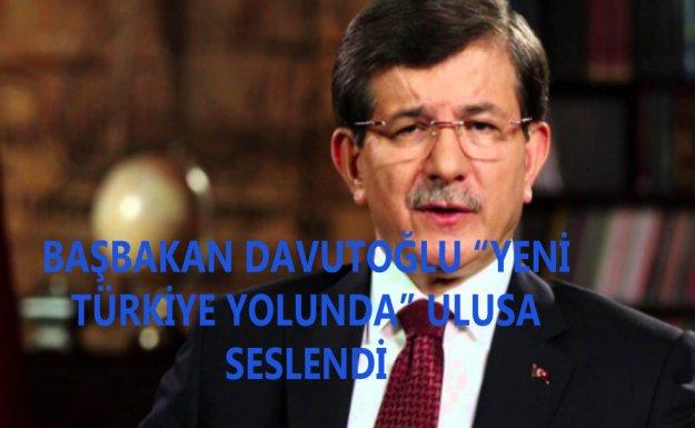 Davutoğlu : İslam Dünyası Bu Kıskacı Aşacaktır