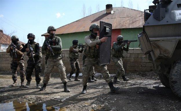 Şırnak'ta 6 Terörist Öldürüldü