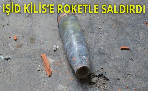 IŞİD Kilis'e Yine Roketle Saldırdı ''1 ölü, 2 Yaralı''