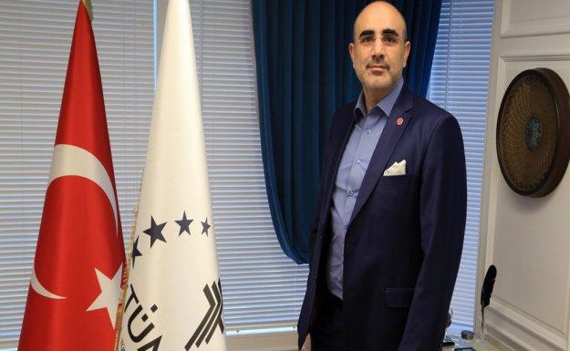 TÜMSİAD Genel Başkanı Yaşar Doğan'dan Kutlama Mesajı