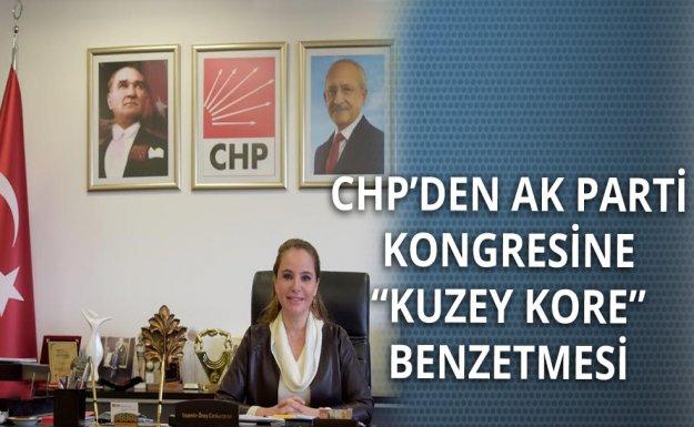 CHP AK Parti Kongresini Kuzey Kore'ye Benzetti