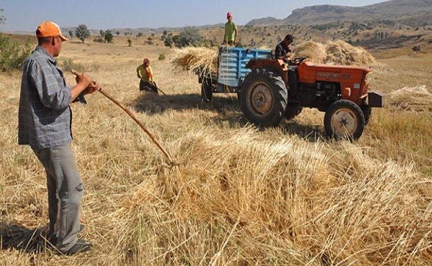 Borçlu Çiftçiye Destekleme Yok