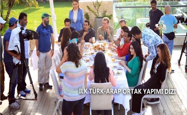 İlk Türk-Arap Ortak Yapımı Dizi