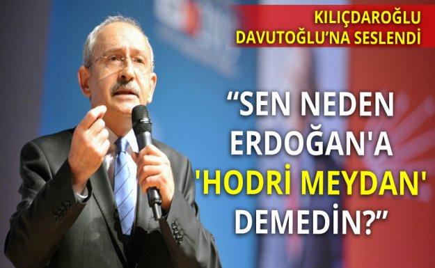 Kılıçdaroğlu Fındık Çalıştayı'nda Konuştu