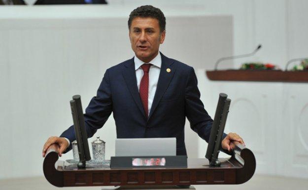 CHP'li Sarıbal AYM'ye Başvurdu