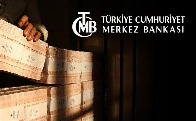 Merkez Bankası Uluslararası Rezervler Ve Döviz Likiditesini Açıkladı