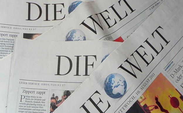 Alman Basını Soykırım Tasarısını Tartışıyor