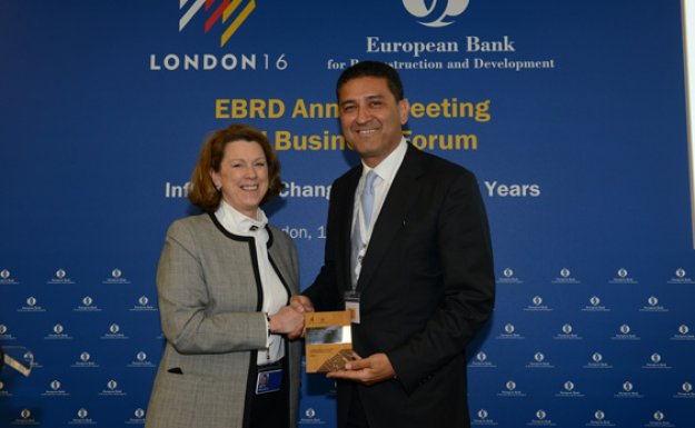 Ford Otosan EBRD Cinsiyet Eşitliği Ödülü Aldı