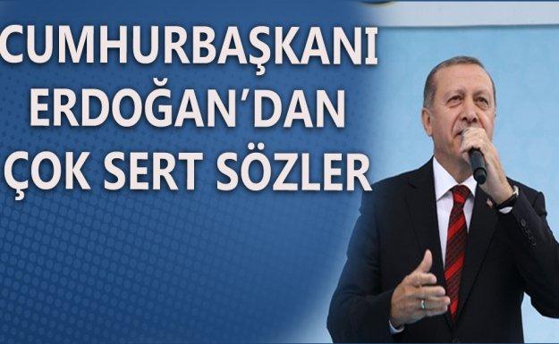 Cumhurbaşkanı Erdoğan: Bunlarda Haysiyet Diye Bir Şey Yok