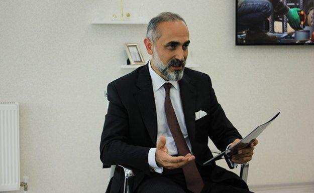 Türk Şirketi İran'dan 700 Milyon Dolarlık İhale Aldı