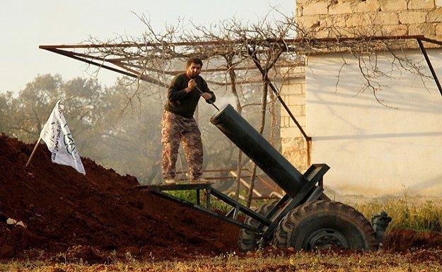 Fetih Ordusu'nun İdlib'teki ilerleyişi devam ediyor