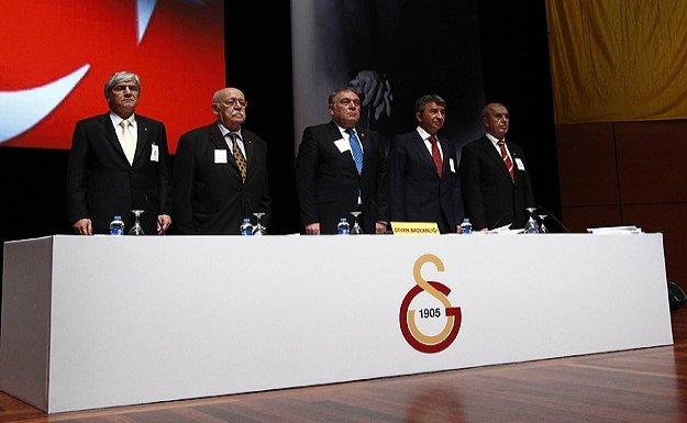 Galatasaray mali kongresi başladı