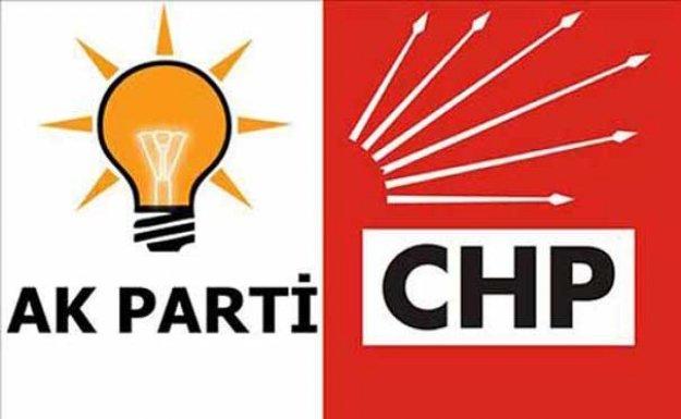 AK Parti-CHP görüşmesi başladı