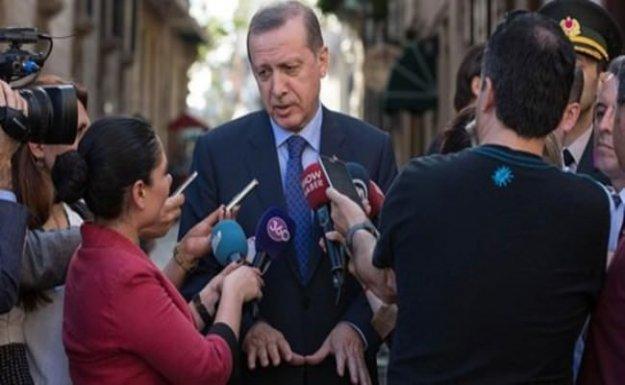 Erdoğan: Çok farklı bir mücadeleye girdik, sonuna kadar gerekeni yapacağız