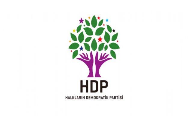HDP: Bugünkü operasyonların IŞİD ayağıyla AKP aklanmaya çalışılıyor