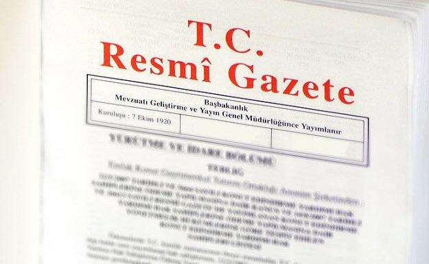 Orman ve Su İşleri Bakanlığı atama kararları Resmi Gazete'de