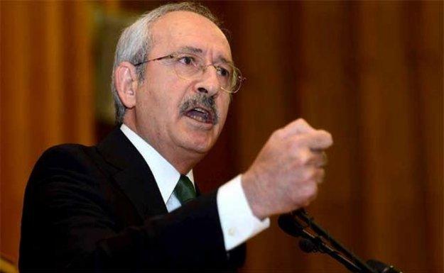 Kılıçdaroğlu: Türkiye'de kaos ortamı yaratılmaya çalışılıyor