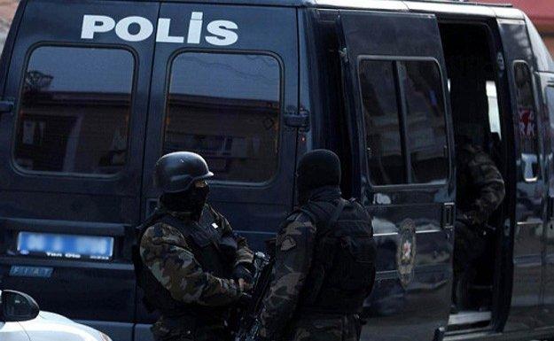 Ankara'da 'DAEŞ' operasyonu