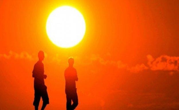Kuvvetli sıcak hava dalgası etkili olmaya devam ediyor