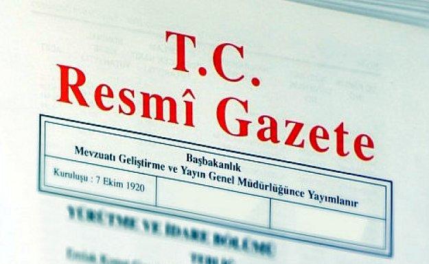 Atama ve görevlendirme kararları Resmi Gazete'de yayımlandı