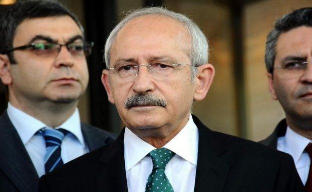 Kılıçdaroğlu Şehit Binbaşı Kulaksız'ın eşiyle telefonda görüştü, başsağlığı diledi
