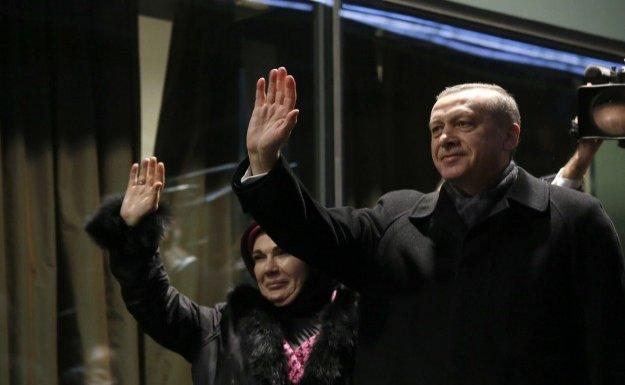 'Artık Türkiye bir değişimin içerisinde'