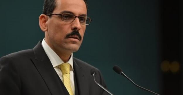 Kalın'dan Kıbrıs Açıklaması: Türkiye Hiçbir Oldubittiye İzin Vermeyecek