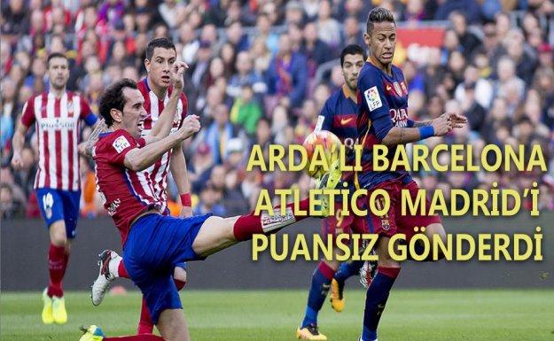 Barcelona Zirveyi Sağlama Aldı