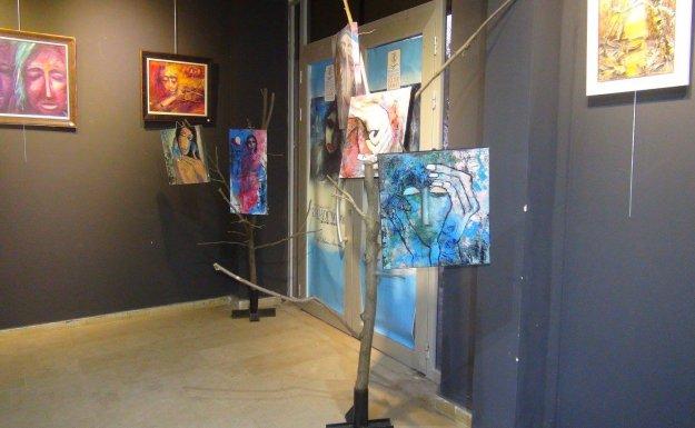 Zübeyde Varan Resim Sergisi Sanatseverleri Bekliyor