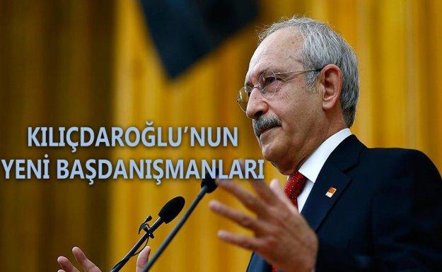 Kılıçdaroğlu, 4 Yeni Başdanışman Atadı