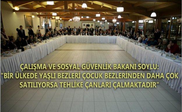 Trabzon'lu İş Adamları Ve Bürokratlar Yemeği