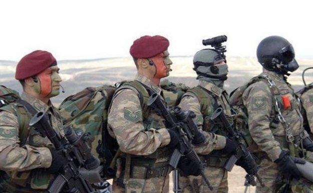 Cizre ve Sur'da 18 Terörist Öldürüldü