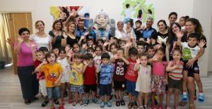 Belediye Ve Emniyetten Çocuklara Hayat Kurtaran Öğütler