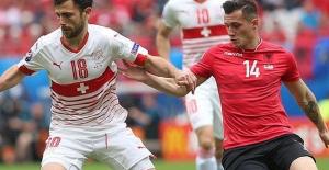 İsviçre Zorlansada Kazanmasını Bildi