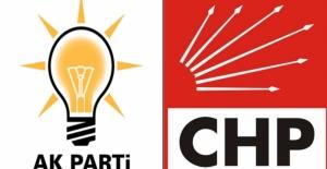 AK Parti'den CHP Mitingine Destek Geldi