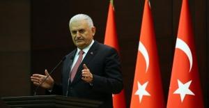 Başbakan: Biz Bu Ruhla Terörü Yeneriz