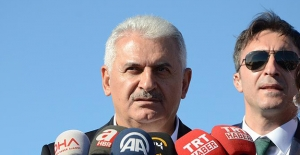 Başbakan Yıldırım: Osmangazi'den Günde Yaklaşık 95 Bin Araç Geçti