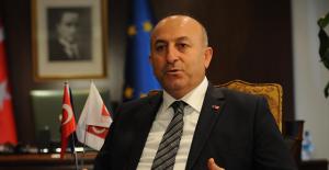Çavuşoğlu: ''Yüreklerdeki Erdoğan Sevgisini Karartamazsınız''