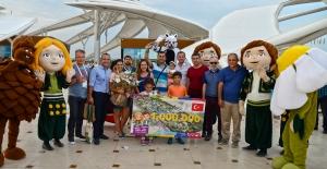 EXPO 2016 Antalya'nın Şanslı Ziyaretçileri