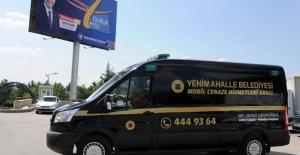 Yenimahalle Belediyesi'nden Mobil Cenaze Hizmetleri Aracı