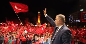 """AK Parti İzmir İl Başkanı Delican; """"Bu Son Değil, Tarihi Bir Başlangıçtır"""""""