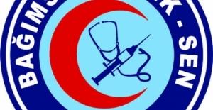 """Bağımsız Sağlık-Sen'den """"Liyakat, Alın Teri Ve Hak"""" Çağrısı"""