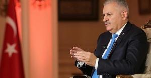 Başbakan Yıldırım: Bütün Alanın YPG ve PYD'den Temizlenmesi Lazım