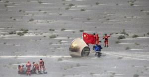 Çin Tiantong-01'i Uzaya Fırlattı