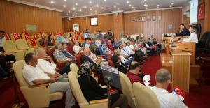 Etimesgut'lu Şehit Oğuzhan Yaşar'ın İsmi Mahallesindeki Parka Verildi