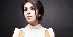 Eurovision Birincisi Jamala Harbiye'de Müzikseverlerle Buluştu