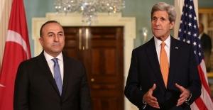 John Kerry : PYD/YPG Fırat'ın Doğusuna Çekiliyor