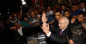 """Kılıçdaroğlu: """"Terör Kimden Gelirse Gelsin Hep Birlikte Mücadele Edeceğiz"""""""