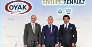Renault Mais'te Görev Degisimi